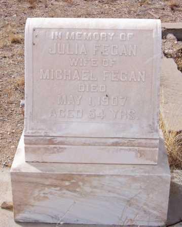 FEGAN, JULIA - Gila County, Arizona   JULIA FEGAN - Arizona Gravestone Photos