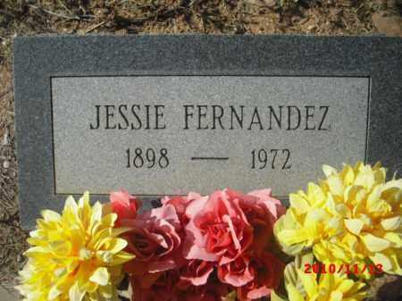 FERNANDEZ, JESSIE - Gila County, Arizona | JESSIE FERNANDEZ - Arizona Gravestone Photos