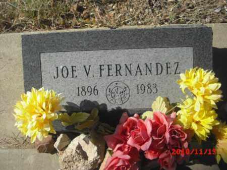 FERNANDEZ, JOE V. - Gila County, Arizona | JOE V. FERNANDEZ - Arizona Gravestone Photos