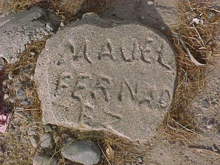FERNANDEZ, MANUEL  M. - Gila County, Arizona | MANUEL  M. FERNANDEZ - Arizona Gravestone Photos