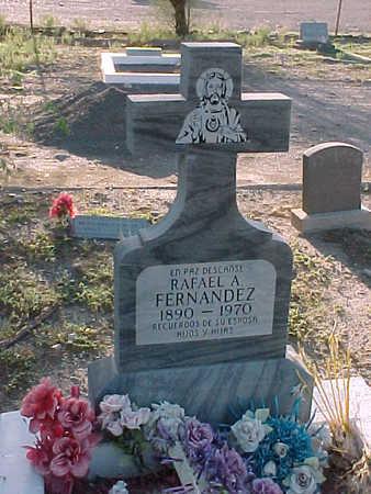 FERNANDEZ, RAFAEL  A. - Gila County, Arizona | RAFAEL  A. FERNANDEZ - Arizona Gravestone Photos