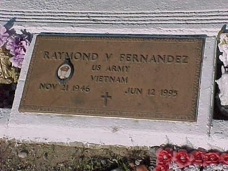 FERNANDEZ, RAYMOND  V. - Gila County, Arizona | RAYMOND  V. FERNANDEZ - Arizona Gravestone Photos