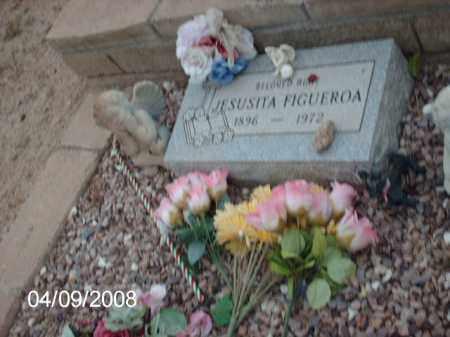 FIGUEROA, JESUSITA - Gila County, Arizona | JESUSITA FIGUEROA - Arizona Gravestone Photos