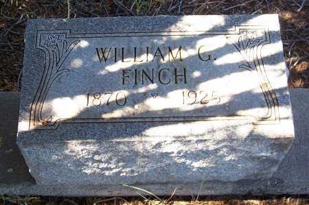 FINCH, WILLIAM C. - Gila County, Arizona   WILLIAM C. FINCH - Arizona Gravestone Photos