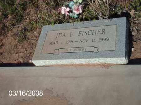 FISCHER, IDA - Gila County, Arizona | IDA FISCHER - Arizona Gravestone Photos