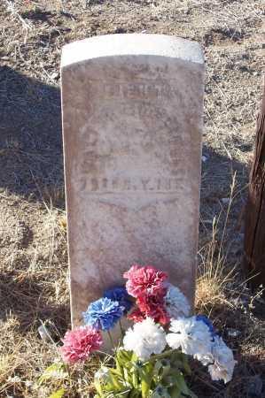 FITZSIMMONS, WALTER - Gila County, Arizona | WALTER FITZSIMMONS - Arizona Gravestone Photos