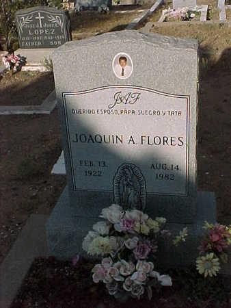 FLORES, JOAQUIN  A. - Gila County, Arizona | JOAQUIN  A. FLORES - Arizona Gravestone Photos