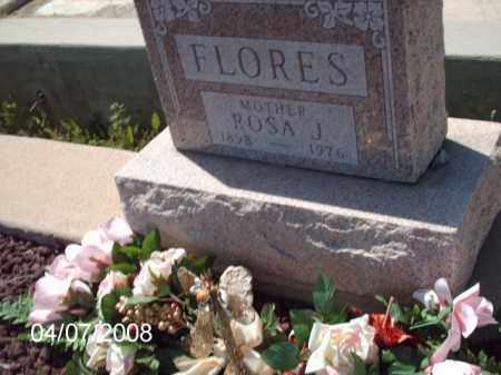FLORES, ROSA J. - Gila County, Arizona | ROSA J. FLORES - Arizona Gravestone Photos