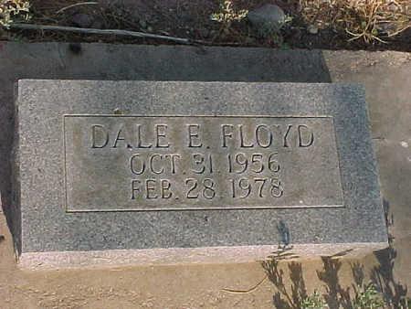 FLOYD, DALE  E. - Gila County, Arizona | DALE  E. FLOYD - Arizona Gravestone Photos