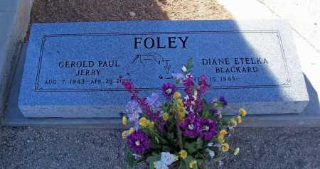 FOLEY, GEROLD PAUL - Gila County, Arizona   GEROLD PAUL FOLEY - Arizona Gravestone Photos