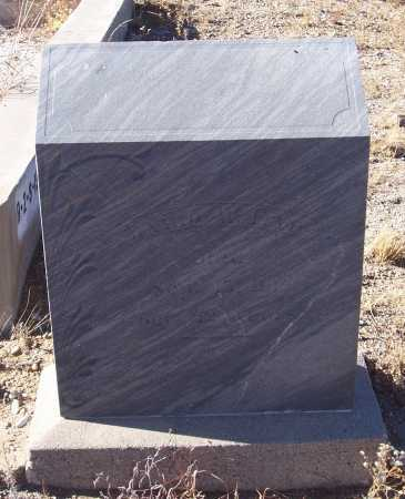FRYE, IRVING W. - Gila County, Arizona | IRVING W. FRYE - Arizona Gravestone Photos