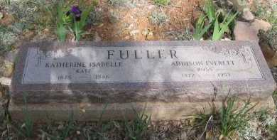 FULLER, ADDISON EVERETT - Gila County, Arizona | ADDISON EVERETT FULLER - Arizona Gravestone Photos
