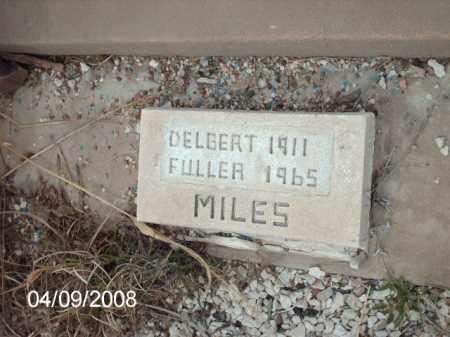 FULLER, DELBERT - Gila County, Arizona | DELBERT FULLER - Arizona Gravestone Photos