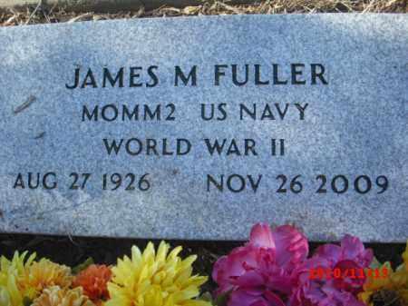 FULLER, JAMES M. - Gila County, Arizona | JAMES M. FULLER - Arizona Gravestone Photos