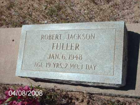 FULLER, ROBERT JACKSON - Gila County, Arizona | ROBERT JACKSON FULLER - Arizona Gravestone Photos