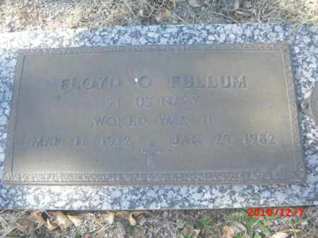 FULLUM, FLOYD O. - Gila County, Arizona   FLOYD O. FULLUM - Arizona Gravestone Photos