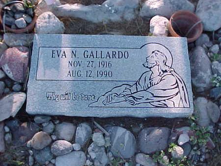 GALLARDO, EVA  N. - Gila County, Arizona | EVA  N. GALLARDO - Arizona Gravestone Photos