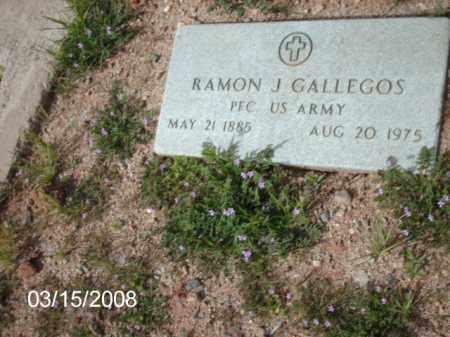 GALLEGOS, RAMON - Gila County, Arizona   RAMON GALLEGOS - Arizona Gravestone Photos