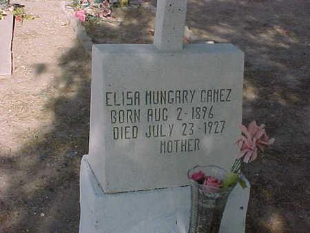 GAMEZ, ELISA  MUNGRAY - Gila County, Arizona | ELISA  MUNGRAY GAMEZ - Arizona Gravestone Photos