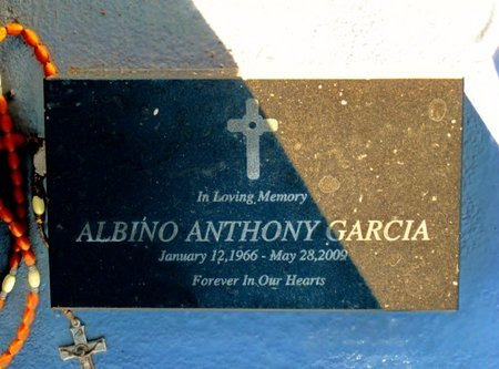 GARCIA, ALBINO ANTHONY - Gila County, Arizona | ALBINO ANTHONY GARCIA - Arizona Gravestone Photos
