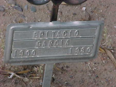 GARCIA, EPITACIO - Gila County, Arizona   EPITACIO GARCIA - Arizona Gravestone Photos