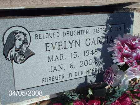 GARCIA, EVELYN - Gila County, Arizona   EVELYN GARCIA - Arizona Gravestone Photos