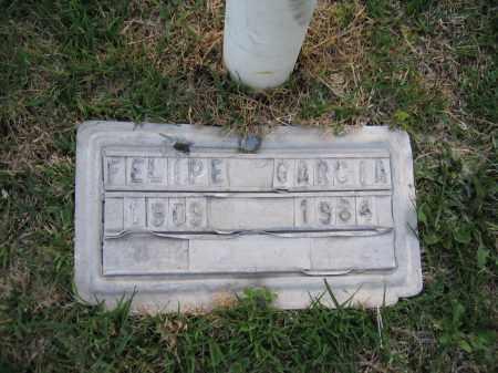 GARCIA, FELIPE - Gila County, Arizona | FELIPE GARCIA - Arizona Gravestone Photos