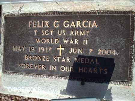 GARCIA, FELIX G. - Gila County, Arizona   FELIX G. GARCIA - Arizona Gravestone Photos