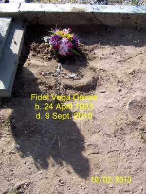 GARCIA, FIDEL V. - Gila County, Arizona | FIDEL V. GARCIA - Arizona Gravestone Photos