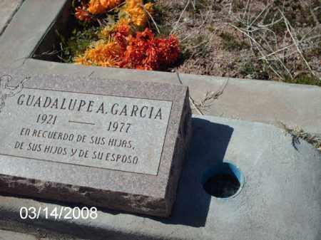 GARCIA, GUADALUPE - Gila County, Arizona | GUADALUPE GARCIA - Arizona Gravestone Photos
