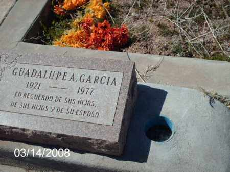 GARCIA, GUADALUPE - Gila County, Arizona | GUADALUPE GARCIA - Arizona Gravestone Photos