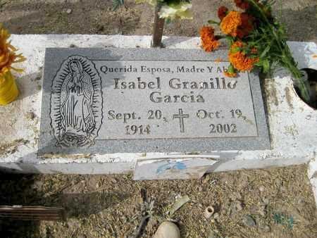 GARCIA, ISABEL G. - Gila County, Arizona | ISABEL G. GARCIA - Arizona Gravestone Photos