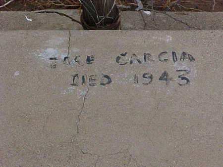 GARCIA, JOSE - Gila County, Arizona | JOSE GARCIA - Arizona Gravestone Photos