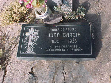 GARCIA, JUAN - Gila County, Arizona | JUAN GARCIA - Arizona Gravestone Photos
