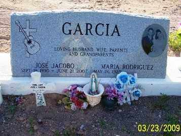 GARCIA, JOSE 'JACOBO' - Gila County, Arizona   JOSE 'JACOBO' GARCIA - Arizona Gravestone Photos