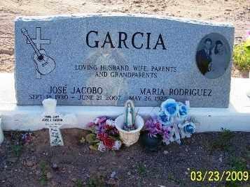 GARCIA, MARIA  R. - Gila County, Arizona | MARIA  R. GARCIA - Arizona Gravestone Photos