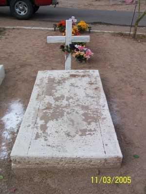 GARCIA, MARIA - Gila County, Arizona | MARIA GARCIA - Arizona Gravestone Photos