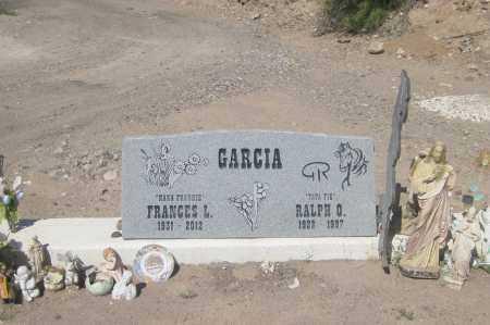 GARCIA, RALPH OCHOA - Gila County, Arizona | RALPH OCHOA GARCIA - Arizona Gravestone Photos