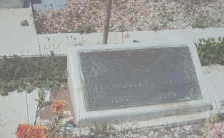 GARCIA, TRANQUILINA - Gila County, Arizona   TRANQUILINA GARCIA - Arizona Gravestone Photos