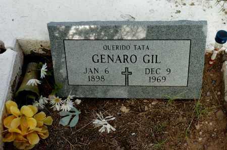 GIL, GENARO - Gila County, Arizona | GENARO GIL - Arizona Gravestone Photos