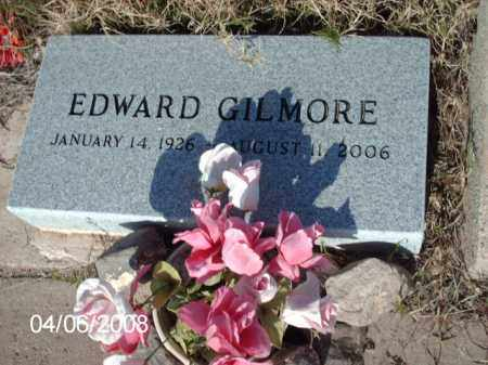 GILMORE, EDWARD - Gila County, Arizona | EDWARD GILMORE - Arizona Gravestone Photos