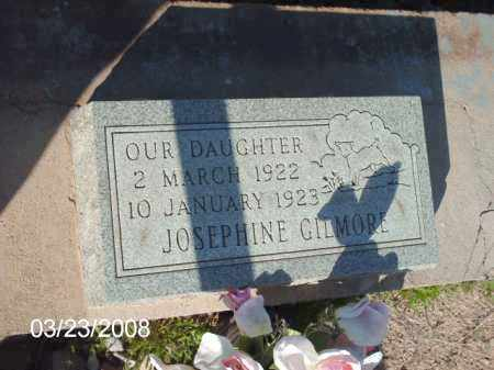 GILMORE, JOSEPHINE - Gila County, Arizona | JOSEPHINE GILMORE - Arizona Gravestone Photos