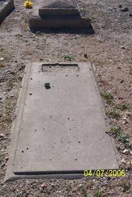 GLASPIE, DALLAS S. - Gila County, Arizona   DALLAS S. GLASPIE - Arizona Gravestone Photos