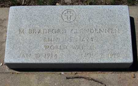 GLENDENNEN, M. BRADFORD - Gila County, Arizona   M. BRADFORD GLENDENNEN - Arizona Gravestone Photos