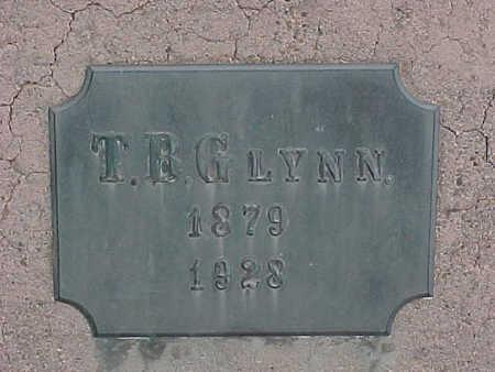 GLYNN, T.  B. - Gila County, Arizona | T.  B. GLYNN - Arizona Gravestone Photos