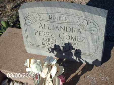 GOMEZ, ALEJANDRA - Gila County, Arizona | ALEJANDRA GOMEZ - Arizona Gravestone Photos