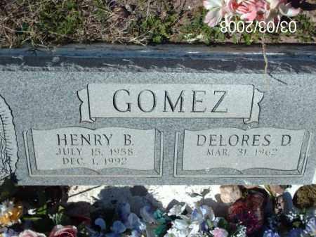 GOMEZ, HENRY - Gila County, Arizona | HENRY GOMEZ - Arizona Gravestone Photos