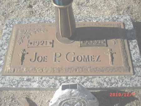 GOMEZ, JOE P. - Gila County, Arizona | JOE P. GOMEZ - Arizona Gravestone Photos