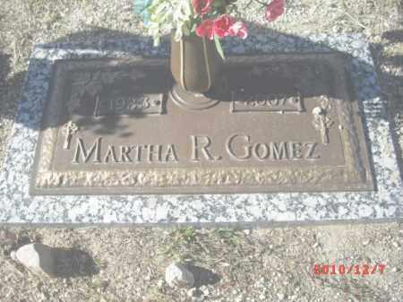GOMEZ, MARTHA R. - Gila County, Arizona | MARTHA R. GOMEZ - Arizona Gravestone Photos