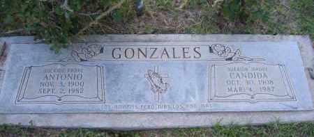 GONZALES, ANTONIO - Gila County, Arizona   ANTONIO GONZALES - Arizona Gravestone Photos